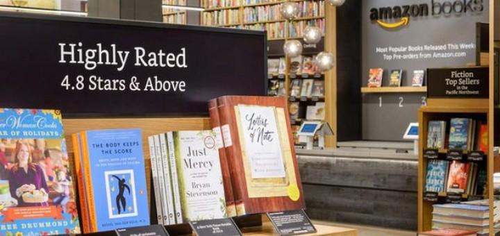 Amazon Books tienda