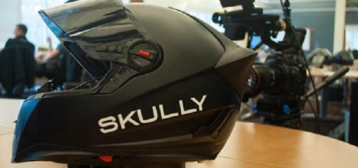 Skully, casco inteligente