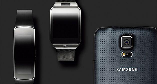 Galaxy S5 Gear 2 y Gear Fit