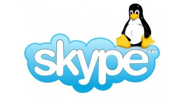 Linux-Skype
