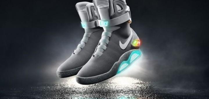 Nike zapatillas Volver al Futuro