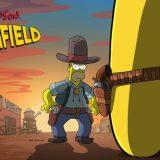 Simpson Salvaje Oeste