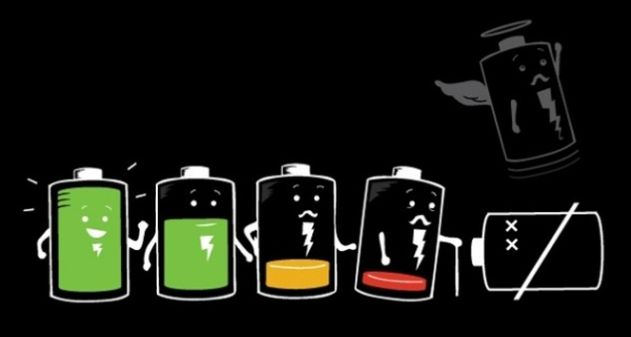 Smartphone-Battery-Life