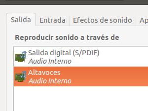 problema sonido altavoces auriculares ubuntu