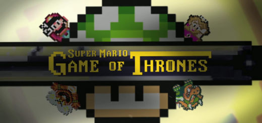 Super Mario World - Game Of Thrones Intro