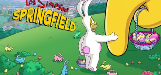 Los Simpson: Springfield 4.8.0