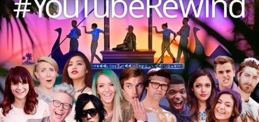 #YouTubeRewind 2014