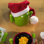 [Video] Android les desea Felices Fiestas