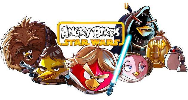 angry birds star wars 8 de noviembre