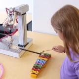 disney robots accionados por aire