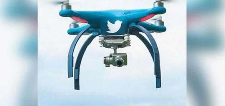 Dronie Twitter