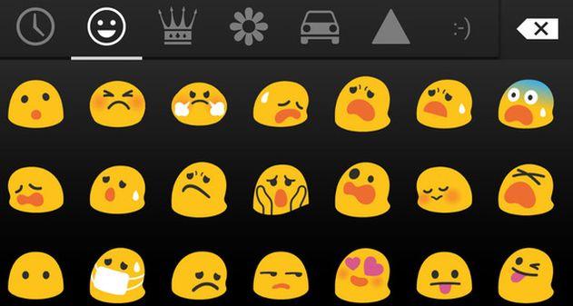 Emoji en Android