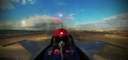 F-16 video