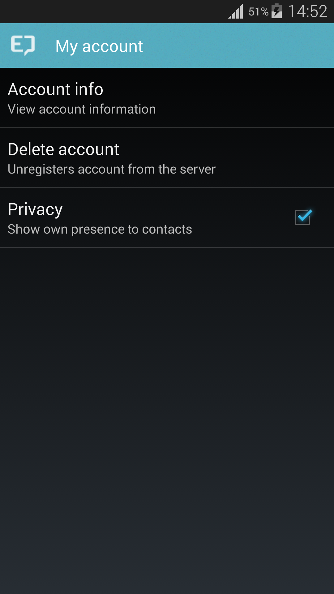 Lastseen Privacy