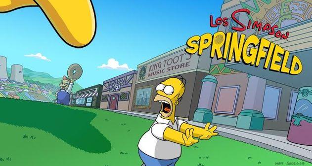 Los Simpson Springfield