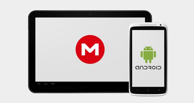 Mega para Android