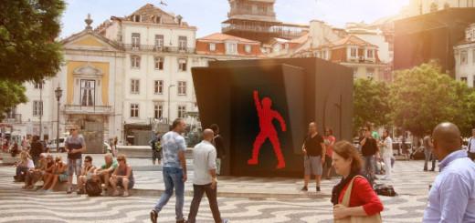 semáforo bailarín