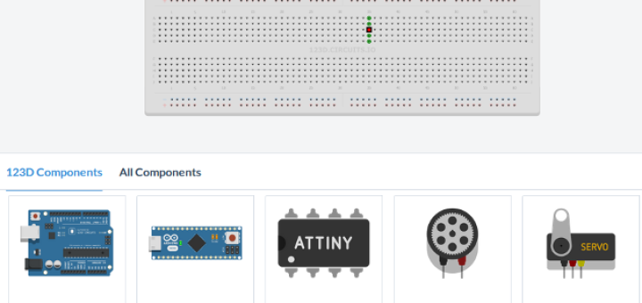 Simulador Arduino online