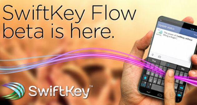 swiftkey-flow-beta