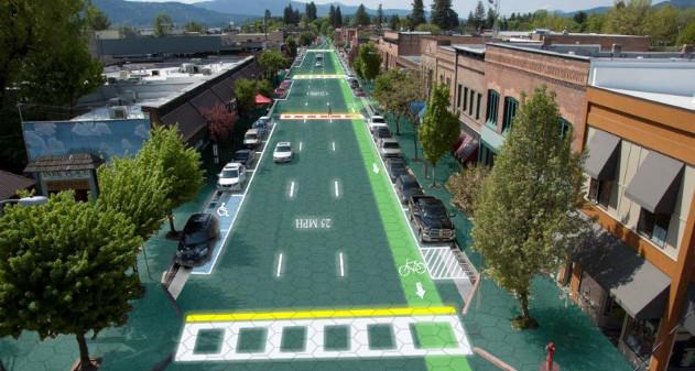Photo of Carreteras solares que cambiarían la forma de generar energía
