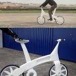 Bicicleta impresa en 3D