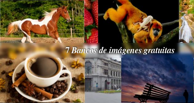 Photo of 7 Bancos de Imágenes Gratuitas para bloggers