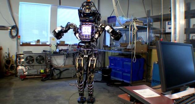 Robot ATLAS - DARPA