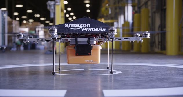 Photo of Amazon Prime Air, el sistema de drones para entregas de Amazon
