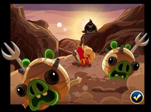 Angry Birds Star Wars - cerdos