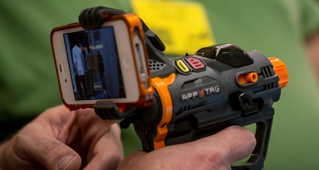 Photo of AppTag: juega con disparos en realidad aumentada