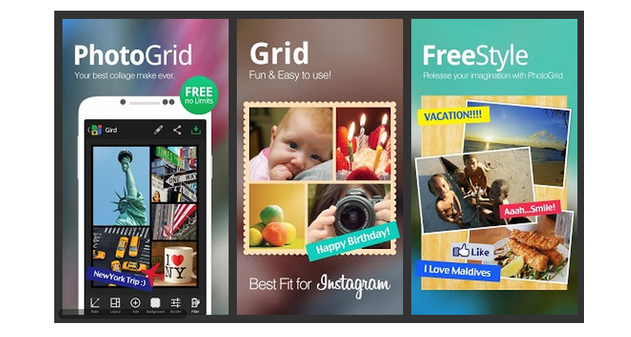 las 7 mejores aplicaciones gratuitas para crear collages