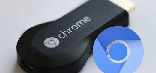 chromecast chromiun error