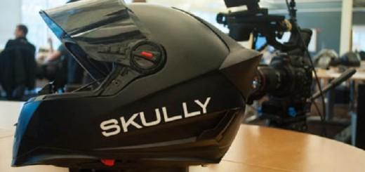 Skully, casco inteligente
