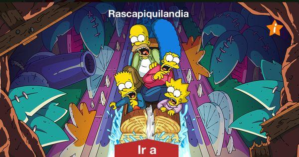 Hack Los Simpson Springfield Rascapiquilandia Android Cultura
