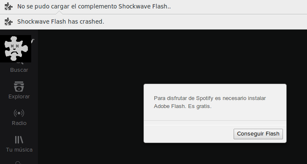 Photo of Cómo solucionar «Shockwave Flash has crashed» en Chrome