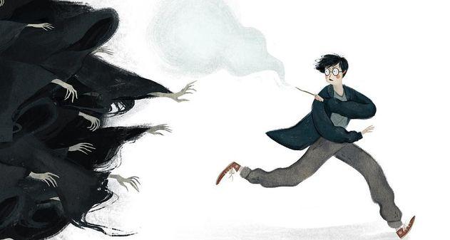 20 años Harry Potter