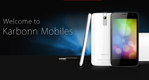 Karbonn smartphones