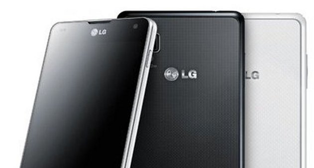 Photo of LG Optimus G
