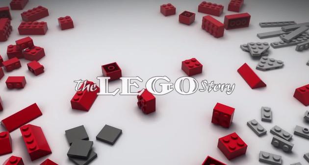 Photo of La historia de LEGO en video