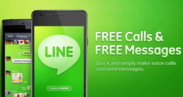 Photo of Line, la alternativa a Whatsapp