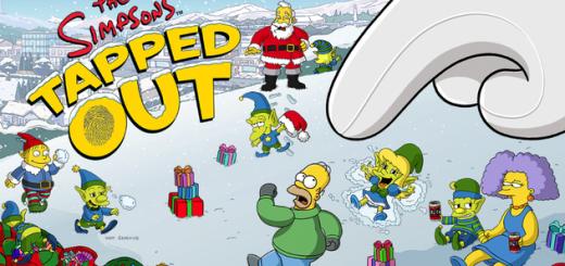 Los Simpson Springfield Navidad 2014