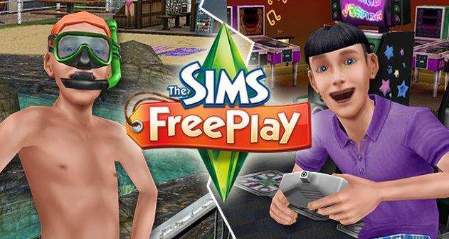 Los Sims FreePlay MOD
