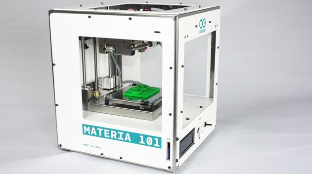 Photo of Materia 101, la impresora 3D de Arduino