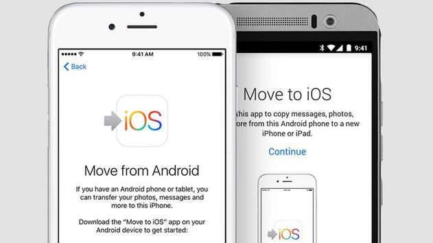 Photo of Move to iOS, la aplicación de Apple para pasar de Android a iOS
