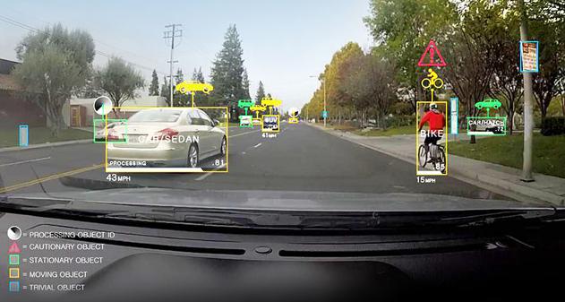 Photo of NVIDIA lanzará en mayo su plataforma para vehículos auto-conducidos