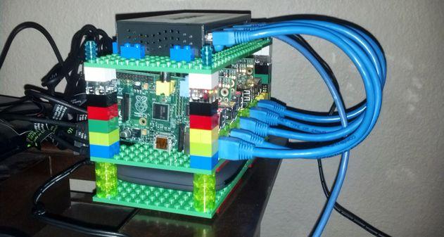 Photo of NVidia revela el secreto del servidor montado con Raspberry Pi y LEGO