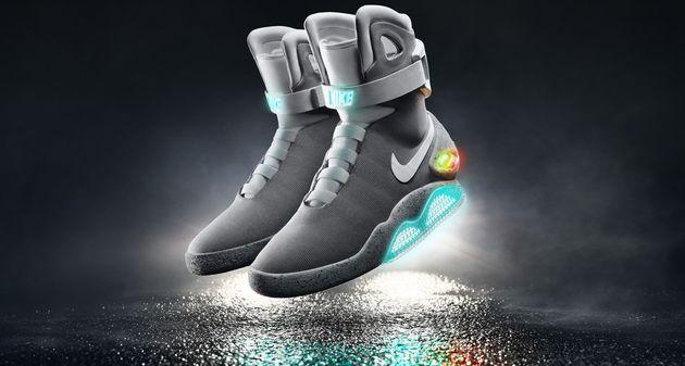 Photo of ¿Cómo funcionan las zapatillas de «Volver al Futuro» de Nike?