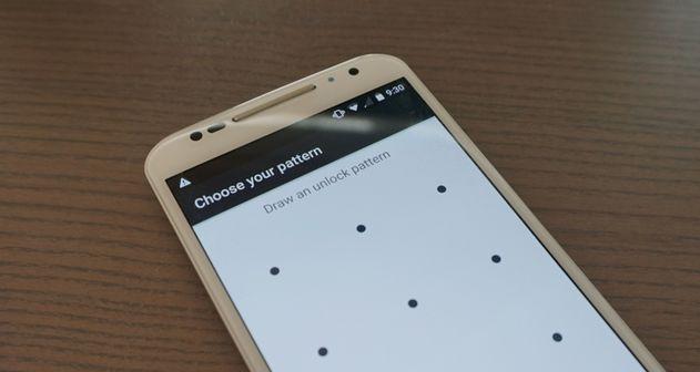 Photo of Los patrones de bloqueo de Android son muy predecibles