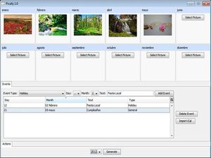 Photo of Crea tu calendario personalizado 2013