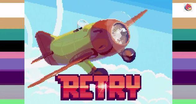 Photo of RETRY, el nuevo juego de Rovio